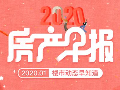 房产早报:2020楼市比你想的更艰难,守好钱包存好钱
