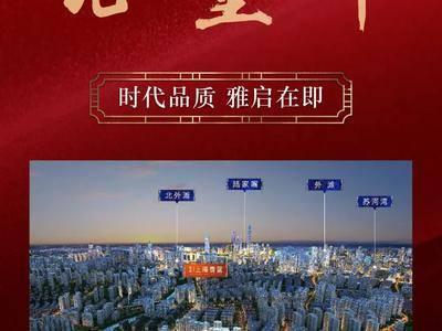 静安内环内品质标杆「新湖上海青蓝」12月29日启筹,认筹金300万元