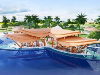 西双版纳4000亩雨林度假湾区,定鼎旅居封面!首期网红配套,度假loft双享上下空间!